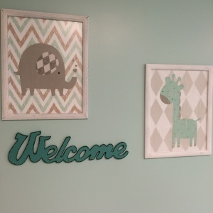 We welcome all babies!