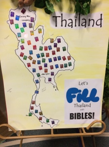 Bibles for Thailand for offering