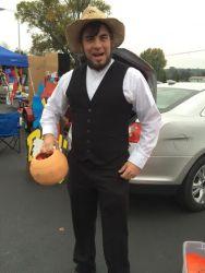 Amish Zach