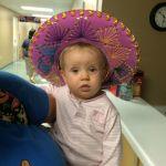 Baby sombrero