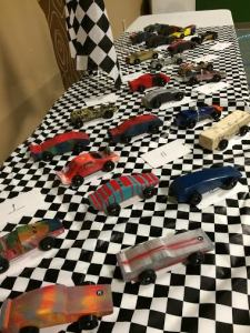 PINE CARS READY TO RACE!